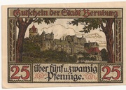 10 Pfennig (Bernburg) – revers