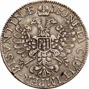 1 thaler Leopold I – avers