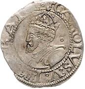 Carolus (type 1 : au buste à gauche avec CAROLVS V) - Charles Quint, puis Philippe II – avers
