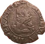 Niquet à l'effigie de Charles Quint - Philippe II – avers