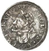 Teston - Philippe IV (au nom et à l'effigie de Charles Quint) – avers