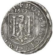 Teston - Philippe IV (au nom et à l'effigie de Charles Quint) – revers