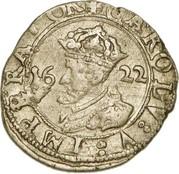 Carolus (type 5 : à l'écu orné) - Philippe IV – avers