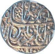 1 Rupee - Balwant Singh (Bharatpur) – avers