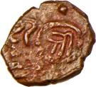 1 Trambiyo - Bhavsinhji I Ratanji under Shah Jahan III – avers