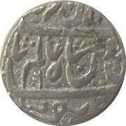 1 Rupee (Daulatgarh mint) – avers
