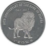 1 Crown – avers