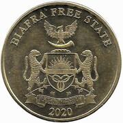 10 Shillings (Panthera Leo) – avers