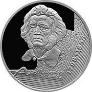 10 Roubles (Adam Mickiewicz) -  revers
