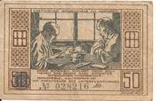 50 Pfennig (Birkenfeld) – avers