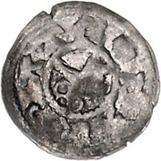 1 lübische Heinrich II Wrangel – avers