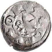 1 lübische Heinrich II Wrangel – revers