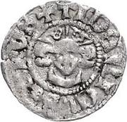 1 artig Dietrich II Damerow (avec cercle; inscription régulière) – avers