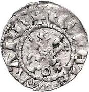 1 artig Dietrich II Damerow (avec cercle; inscription régulière) – revers