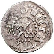 1 pfennig Johannes II Bertkow – revers