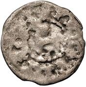 1 pfennig Dietrich III Resler – avers