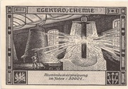 75 Pfennig -  revers