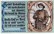 50 Pfennig (Blankenese) – revers