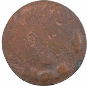 1 Franc (Zaouïa de Blida) – revers