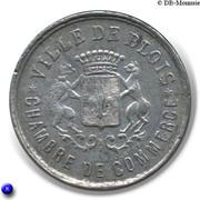5 centimes - Chambre de Commerce - Blois [41] – avers