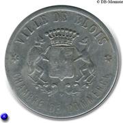 20 centimes Ville de Blois [41] – avers