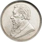 6 pence (Zuid-Afrikaansche Republiek) – avers