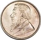 1 shilling (Zuid-Afrikaansche Republiek) – avers