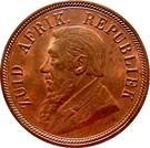 1 penny (Zuid-Afrikaansche Republiek) – avers