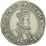 24 Kreuzer - Friedrich (Prague) – avers