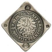 ¾ Thaler - Silesian Estates (Siege issue; Glogau mint) – avers
