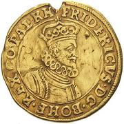 1 Ducat - Friedrich of Pfalz – avers