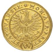 1 Ducat - Silesian Evangelic Estates – avers