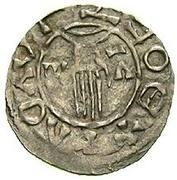 obole - Boleslaus II the Pious (duke 967-999) – avers