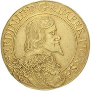 10 Ducat - Ferdinand III – avers