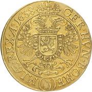 10 Ducat - Ferdinand III – revers