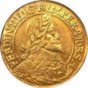 10 ducat Ferdinand III – avers