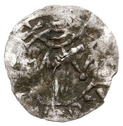 Obol - Unknown ruler (end of 10th century) – avers