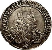 1 thaler Rudolf II (Kuttenberg) -  avers