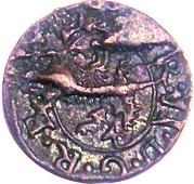 ¼ kipper kreuzer Ferdinand II – avers