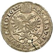 48 Kipperkreuzer - Ferdinand II (Brünn) – revers