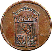 1 gröschl Josef II (Vienne) – avers