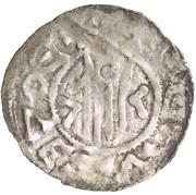 Obol - Boleslaus I the Cruel (duke 935–967/972) – avers