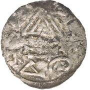 Obol - Boleslaus I the Cruel (duke 935–967/972) – revers