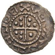 denier Boleslaus I the Cruel (duke 935–967/972) – avers
