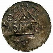 Denar - Boleslaus I the Cruel (duke 935–967/972) – revers