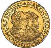 5 Ducat - Matthias II (Prague) – avers