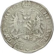 1 Thaler - 120 Kipper Kreuzer - Ferdinand II (Prague) – revers