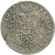 48 Kipperkreuzer - Ferdinand II (Olmutz) – revers