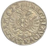 15 kipper kreuzer Ferdinand II (Brünn) – revers