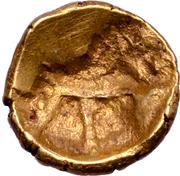 1/8 Stater (Muschel Type) – revers